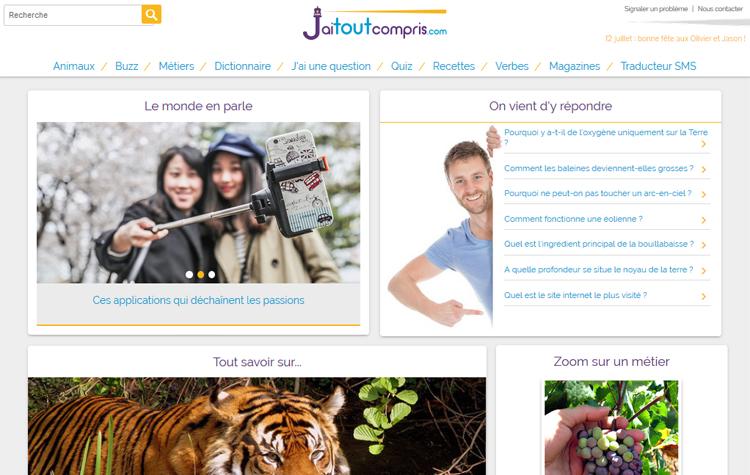Jaitoutcompris.com