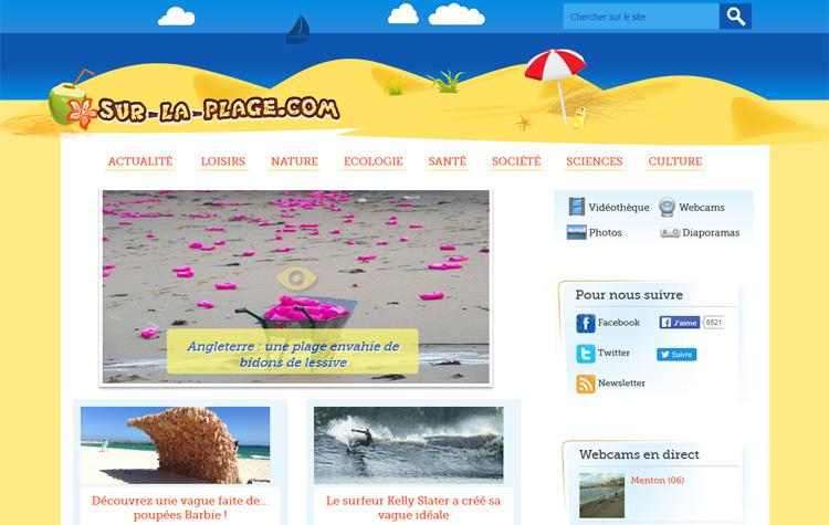 Sur-la-plage.com